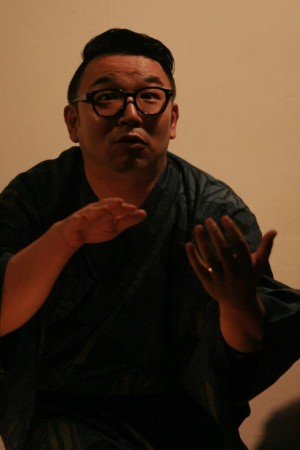 2016.9月落語茶屋ソネス『岡本ヒロミツ独演会』