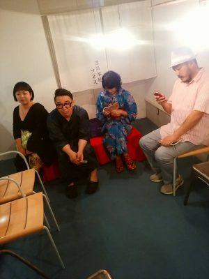 2017.7月落語茶屋ソネス「痛風亭一門による真夏の2ヶ月ジャック<前編>」