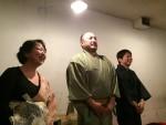 2015.3月落語茶屋 弥生の会